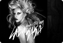 Lady Gaga Born This Way[5]